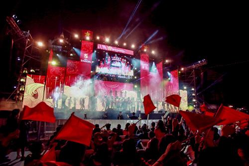 HLV Park Hang-seo kỳ vọng vào tương lai của bóng đá Việt Nam