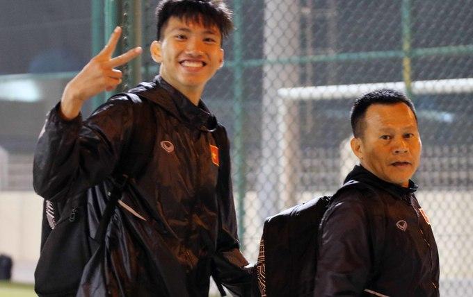 Tuyển Việt Nam tăng khối lượng tập trước thềm Asian Cup