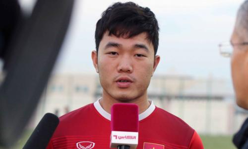 Xuân Trường đặt mục tiêu sẽ thi đấu nhiều trận trận tại Asian Cup để giúp đội vượt qua vòng bảng. Ảnh: Đoàn Huynh.