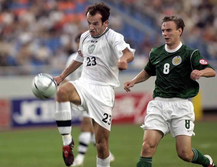Trận derby Trung Á giữa Uzbekistan và Turkmenistan hứa hẹn kịch tính. Ảnh: AFC.