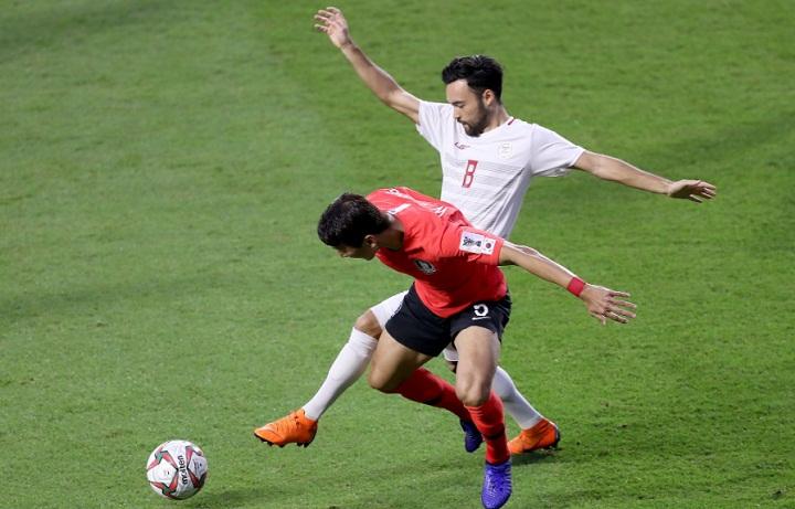 Hàn Quốc trải qua một trận đấu chật vật trước đại diện Đông Nam Á Philippines ở trận ra quân Asian Cup. Ảnh: Asian Cup.