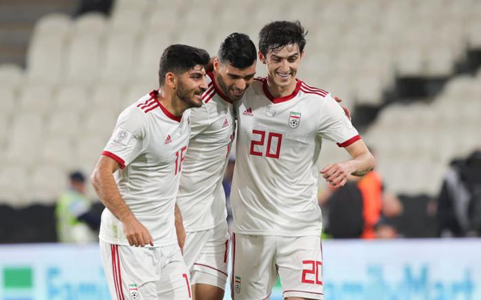 Iran được đánh giá là ứng cử viên sáng giá nhất cho chức vô địch Asian Cup 2019. Ảnh: AFC