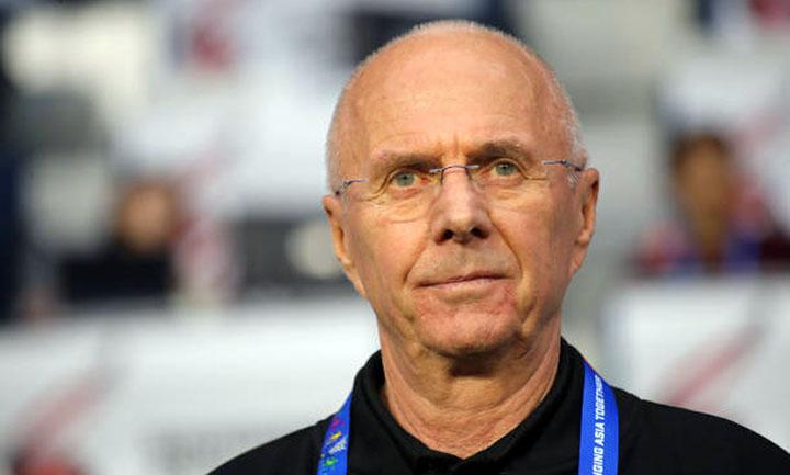 Eriksson từng có bốn năm làm việc tại Trung Quốc ở ba CLB nước này. Ảnh: AFC.