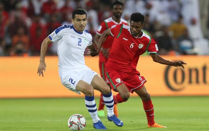 Oman thi đấu đầy nỗ lực nhưng trắng tay ở trận ra quân tại bảng F. Ảnh: Asian Cup.