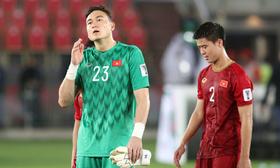 Đặng Văn Lâm đúng hay sai trong bàn thua cuối của Việt Nam?