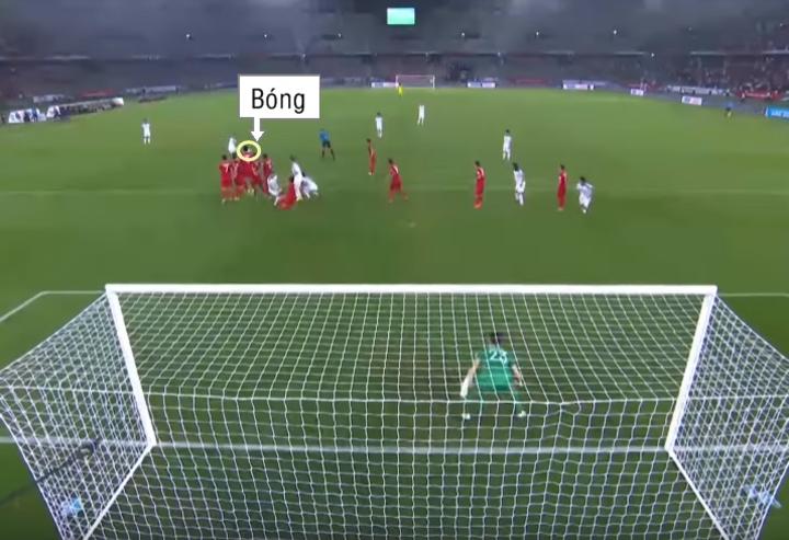 Sự đúng - sai của Đặng Văn Lâm trong bàn thua cuối của Việt Nam - 1