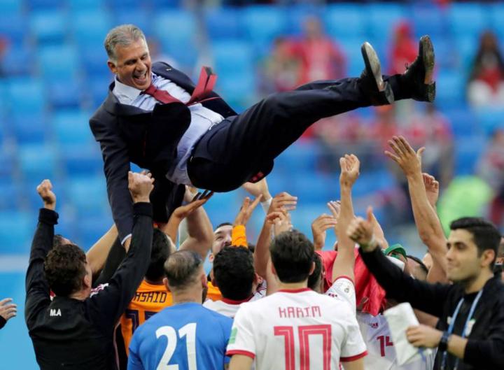 Asian Cup 2019 là giải đấu cuối cùng của Queiroz với Iran, và họ đang muốn hướng đến chức vô địch để làm món quà chia tay ông thầy Bồ Đào Nha.