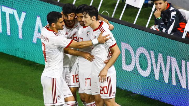 Iran chưa cho thấy điểm yếu đáng kể ở Asian Cup 2019. Ảnh: AFC.