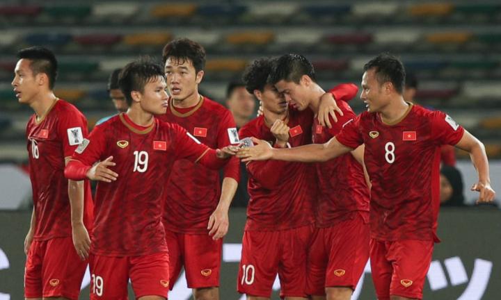 Việt Nam có thể gây bất ngờ trước Iran. Ảnh: AFC.