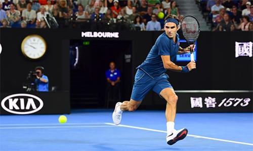 Federer thắng nhàn tại vòng đầu Australia Mở rộng - ảnh 2