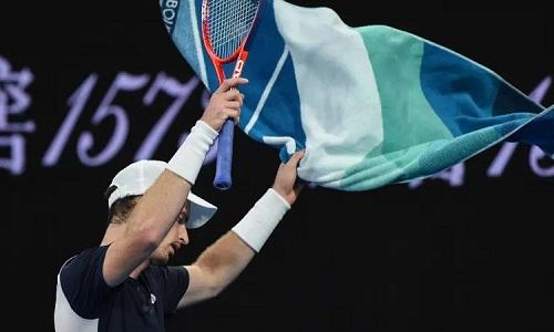 Andy Murray thất bại ngay trận ra quân Australia Mở rộng - ảnh 1