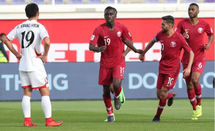 Almoez Ali (19) đang là cầu thủ gây ấn tượng nhất ở Asian Cup 2019. Ảnh: AFC.