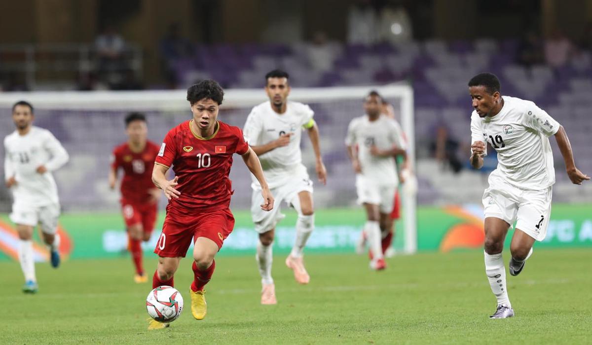 Lịch thi đấu & các cặp đấu vòng 1/8 Asian Cup 2019