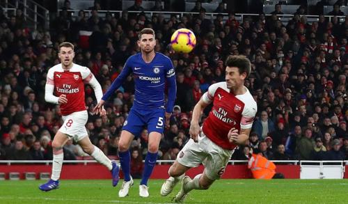 Arsenal xử đẹp Chelsea - 3