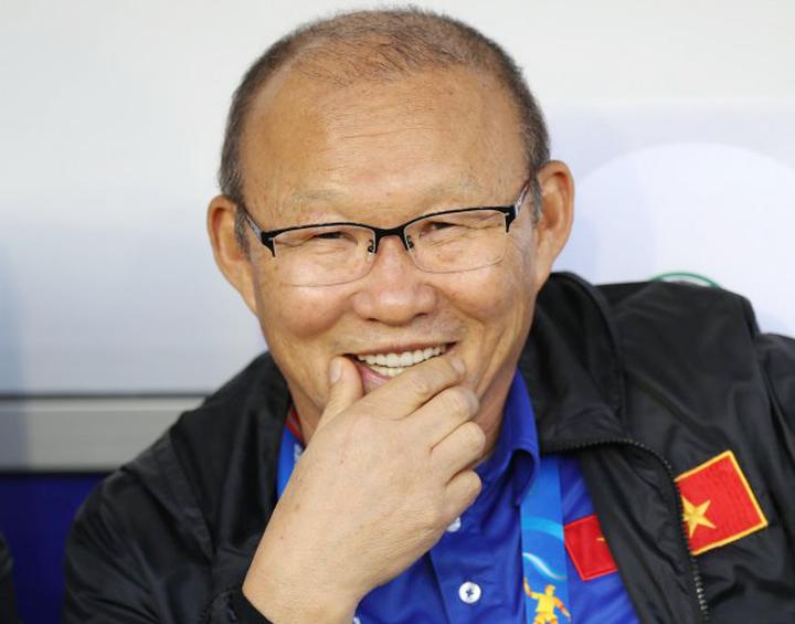 HLV Park Hang-seo tin rằng sẽ tìm ra cách để khắc chế Nhật Bản trong trận tứ kết Asian Cup 2019. Ảnh: Dong A