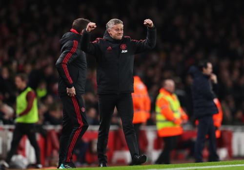 Lần đầu tiên Man Utd gianhf 8 chiến thắng liên tiếp trên mọi đấu trường kể từ tháng 1/2017.
