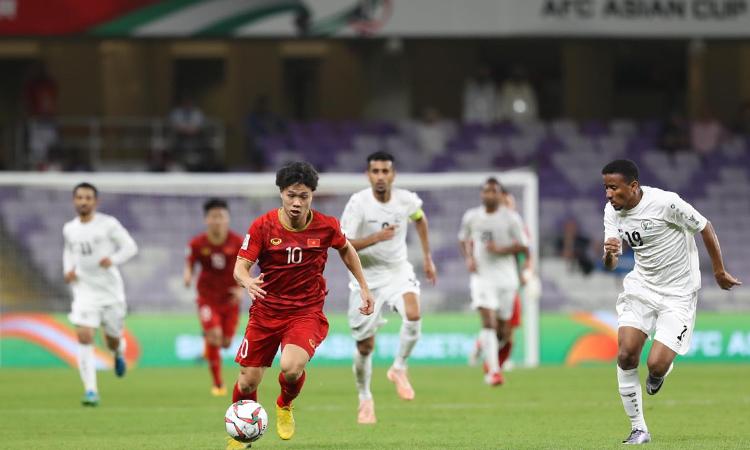 Việt Nam và phong cách chiến thuật riêng ở Asian Cup 2019