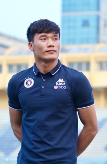 Bùi Tiến Dũng chọn CLB Hà Nội vì có nhiều đồng đội ở tuyển Việt Nam - Ảnh 1