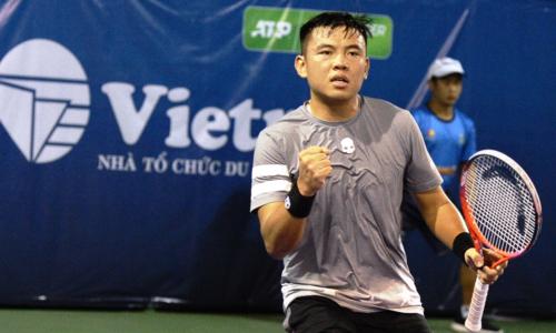 Hoàng Nam đang dần chứng tỏ bản thân ở những giải ATP Challenger.