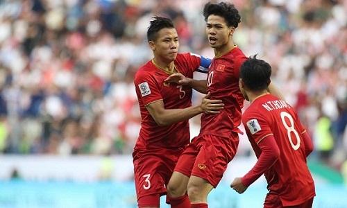 Công Phượng thi đấu nổi bật tại Asian Cup và được nhiều CLB nước ngoài để mắt. Ảnh: Anh Khoa.