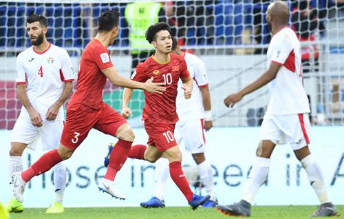 Sau khi được HLV Park Hang-seo động viên, Công Phượng quyết định sang Hàn Quốc chơi bóng.