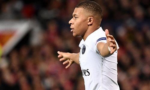 Mbappe là hung thần với các đội bóng Anh tại Champions League. Ảnh: AFP.
