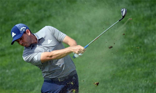 Garcia bị nhiều golfer gọi là trẻ con sau hành vi tại Saudi International.