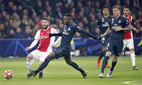 Vinicius đang trở thành điểm sáng mới trong quá trình hồi sinh của Real Madrid.