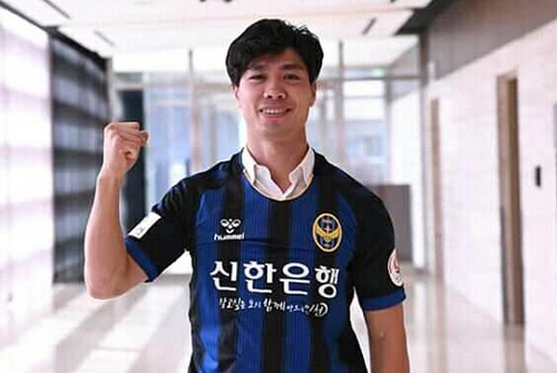 Công Phượng tin sẽ được ra sân nhiều tại Incheon United.