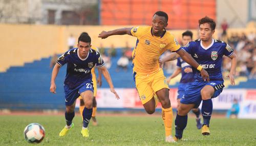 Thanh Hóa phung phí cơ hội nên lỡ cơ hội đánh bại Bình Dương trong trận mở màn V-League 2019 ngày 20/2.