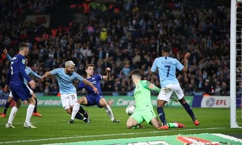 Cuộc thư hùng trên sân Wembley diễn ra kịch tính cho đến quả luân lưu cuối cùng. Ảnh: PA.