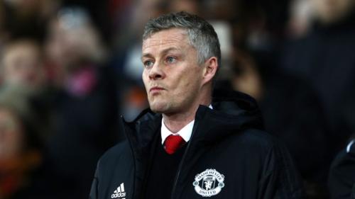HLV Solskjaer đang đau đầu với bài toán nhân sự tại Man Utd. Ảnh: Sky.