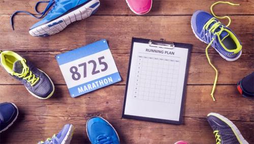 Giày sẽ tác động đáng kể đến thành tích của người chạy.