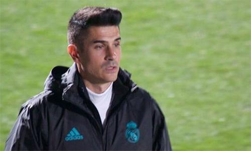 Alvaro Benito phải trả giá vì mồm miệng. Ảnh: Marca