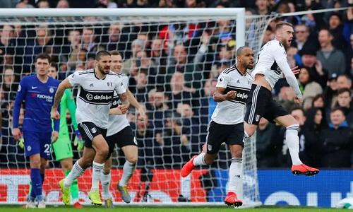 Thi đấu quyết tâm nhưng Fulham không thể giành điểm vì bỏ lỡ nhiều cơ hội. Ảnh: Reuters.