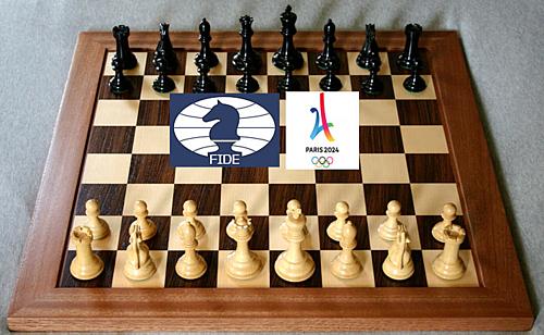 Cờ vua vẫn chưa thể xuất hiện ở Olympic với tư cách môn thi chính thức.