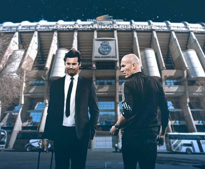 'Vua Zidane trở lại ngai vàng'