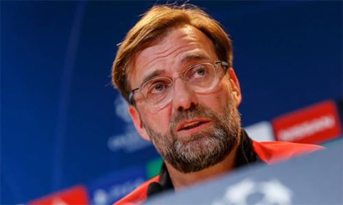 Klopp muốn Liverpool vào sâu nhất có thể tại Champions League. Ảnh: AFP.