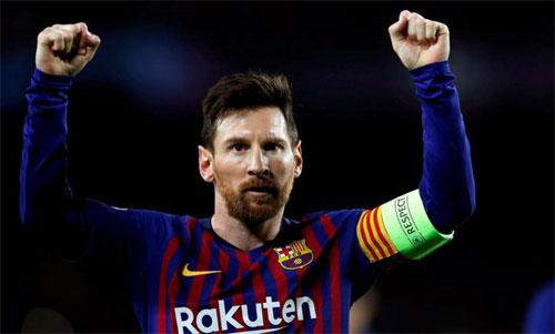 Barca của Messi sẽ cùng đua tài với Juventus, Ajax, Porto, Man City, Liverpool, Man Utd và Tottenham ở vòng tứ kết. Ảnh: Reuters