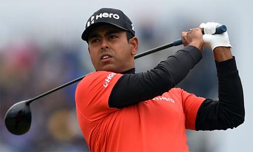 Lahiri là golfer châu Á có thành tích tốt thứ ba sau ngày đầu The Players.