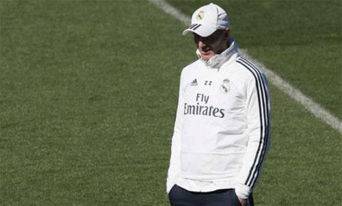 Zidane sẽ trở lại với phép màu quen thuộc. Ảnh: Reuters
