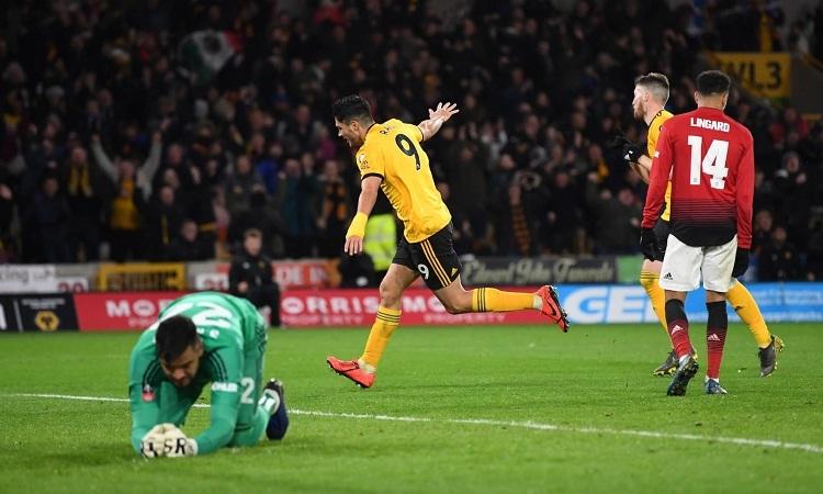 Man Utd bị loại ở tứ kết Cup FA
