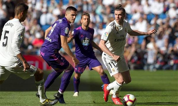Bale cũng chơi thành công sau một thời gian dài bị chỉ trích.