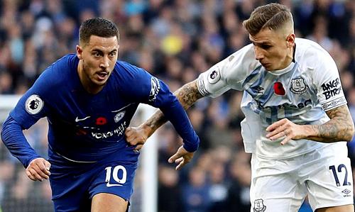 Everton - Chelsea: Khách lấn chủ - ảnh 1