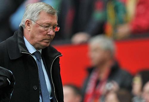 Ferguson giành 38 danh hiệu sau 27 năm dẫn dắt Man Utd. Ảnh: AFP.