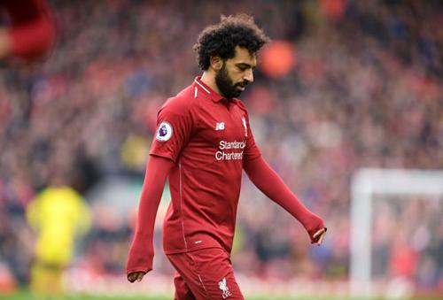Salah cần lấy lại phong độ sớm khi đây là giai đoạn quan trọng mùa giải. Ảnh: AFP.