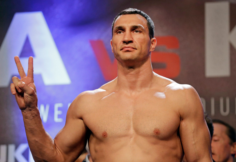 Wladimir Klitschko được đề nghị 78 triệu đôla để trở lại thi đấu