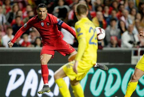 Bồ Đào Nha cần nỗ lực hơn nếu muốn dẫn đầu bảng.