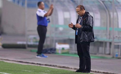 Thầy Park được chờ đợi tạo ra thay đổi bất ngờ ở trận gặp Indonesia. Ảnh: Lâm Thỏa.
