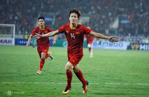 Việt Nam có nhiều khả năng rơi vào bảng dễ thở ở VCK U23 châu Á 2020. Ảnh: Giang Huy.
